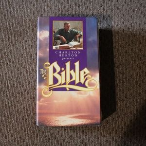 The Bible VHS Sealed